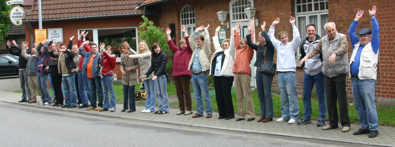 Empfang Mariensee 2006